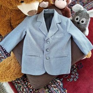 Fauger Toddler Jacket and Vest